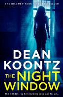 The Night Window (Jane Hawk Thriller, Book 5) image