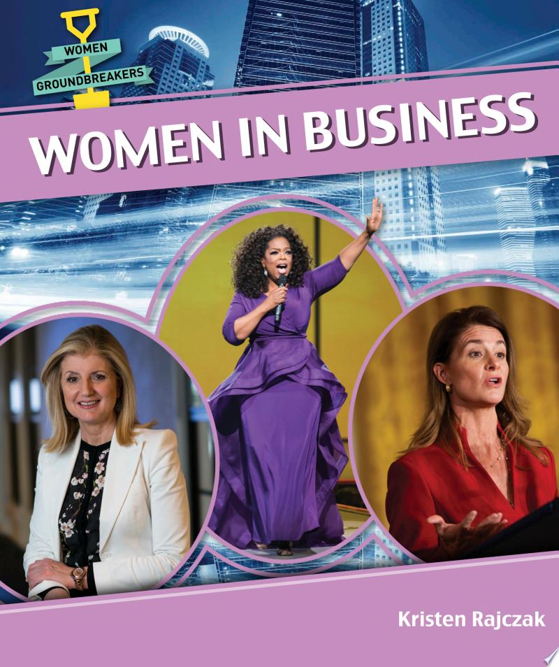 Women in Business poster
