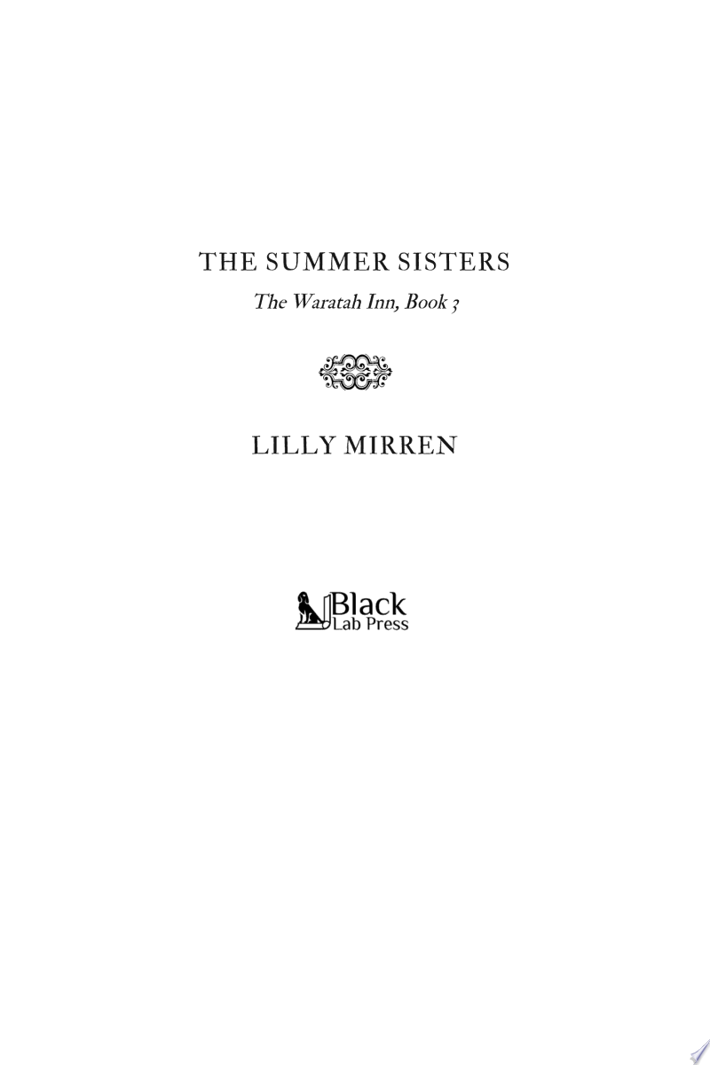 The Summer Sisters banner backdrop