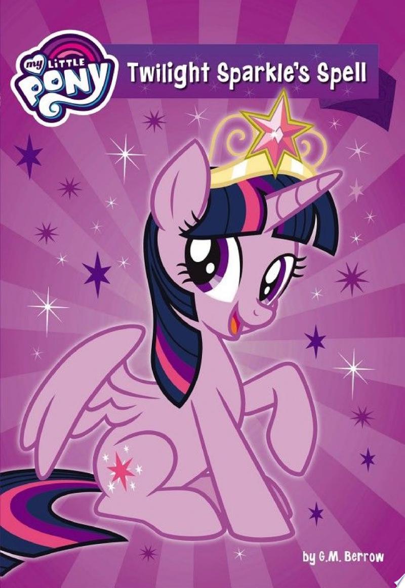 My Little Pony: Twilight Sparkle's Spell banner backdrop