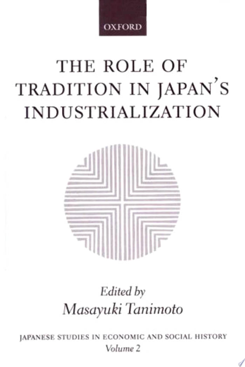 The Role of Tradition in Japan's Industrialization banner backdrop