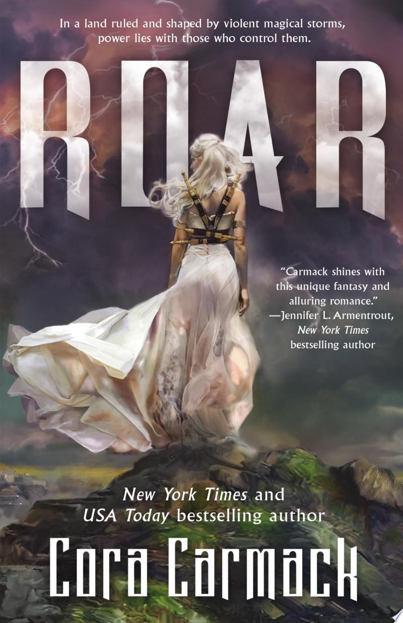 Roar banner backdrop