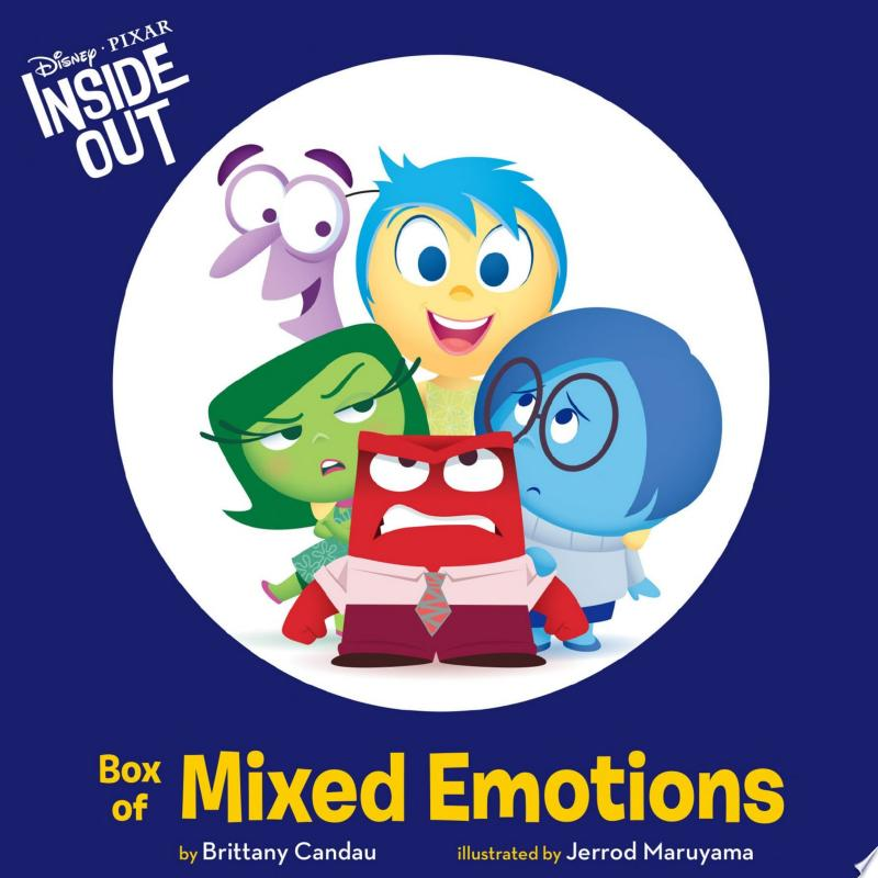Inside Out Box of Mixed Emotions banner backdrop