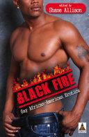 Black Fire banner backdrop