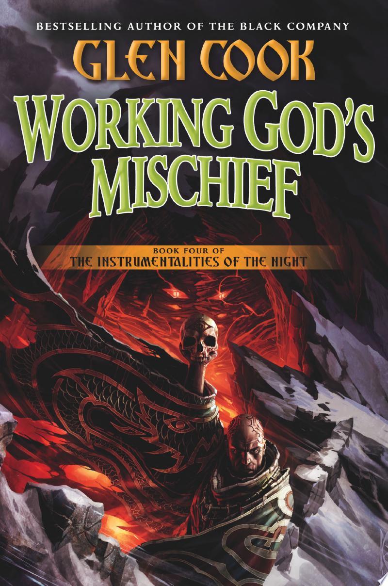 Working God's Mischief banner backdrop