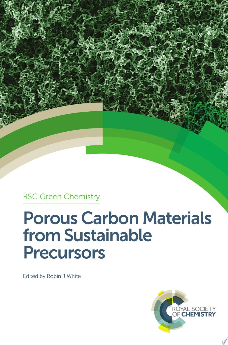Porous Carbon Materials from Sustainable Precursors banner backdrop