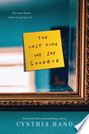 The Last Time We Say Goodbye image