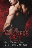 The Vampire's Pet banner backdrop
