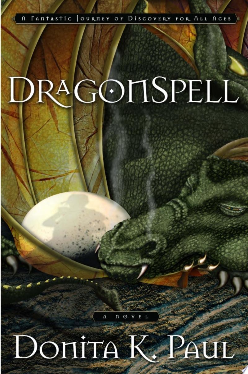 DragonSpell banner backdrop