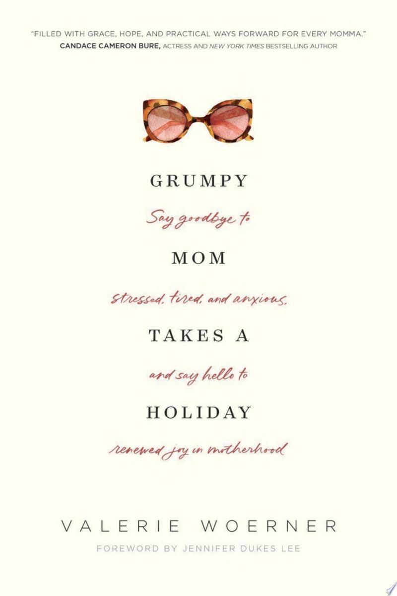 Grumpy Mom Takes a Holiday banner backdrop