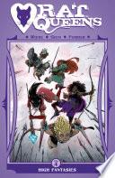 Rat Queens Vol. 4: High Fantasies image