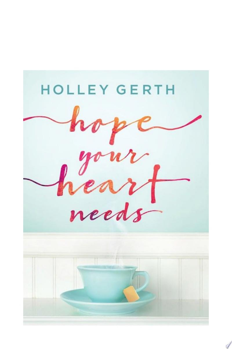 Hope Your Heart Needs banner backdrop