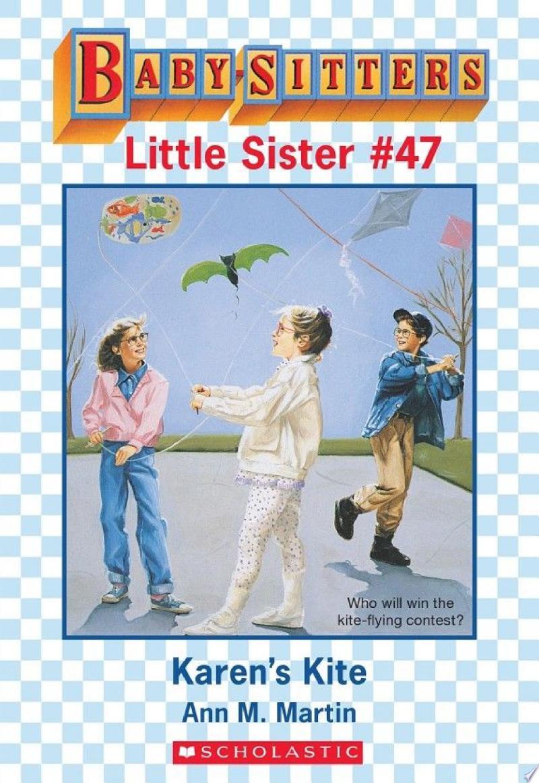 Karen's Kite (Baby-Sitters Little Sister #47) banner backdrop