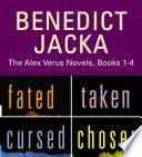 The Alex Verus Novels, Books 1-4 image