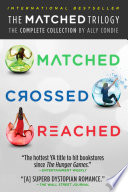 The Matched Trilogy image