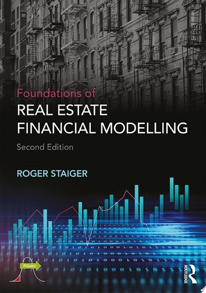 Foundations of Real Estate Financial Modelling banner backdrop