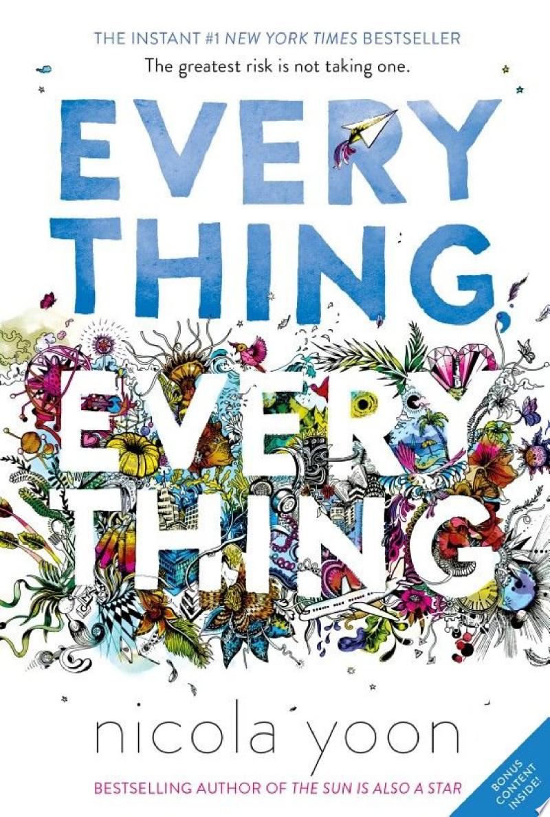 Everything, Everything banner backdrop