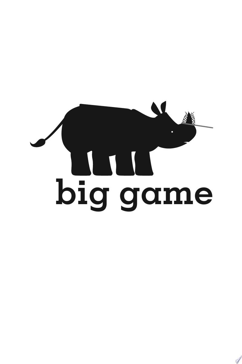 Big Game banner backdrop
