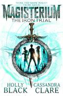 Magisterium: The Iron Trial image