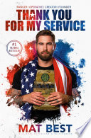 Thank You for My Service image