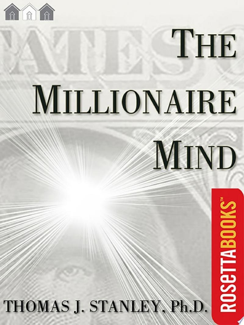 The Millionaire Mind banner backdrop
