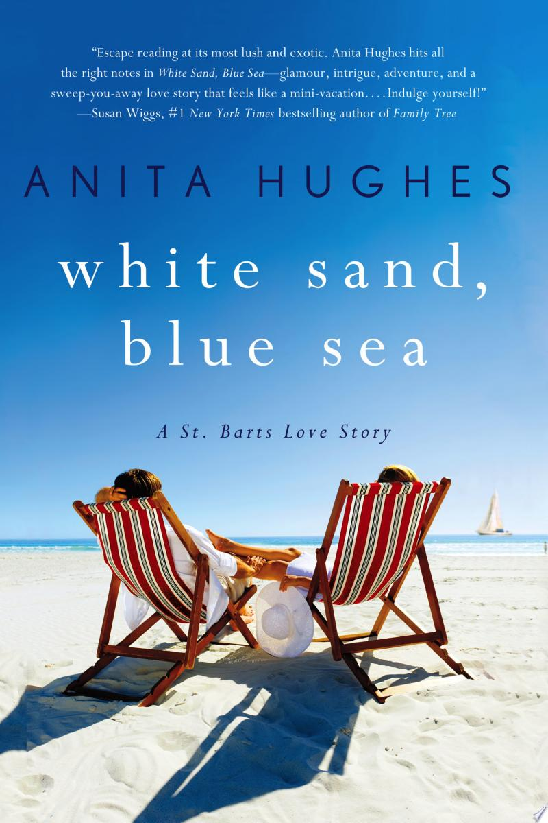White Sand, Blue Sea banner backdrop