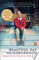 A Beautiful Day in the Neighborhood (Movie Tie-In) image