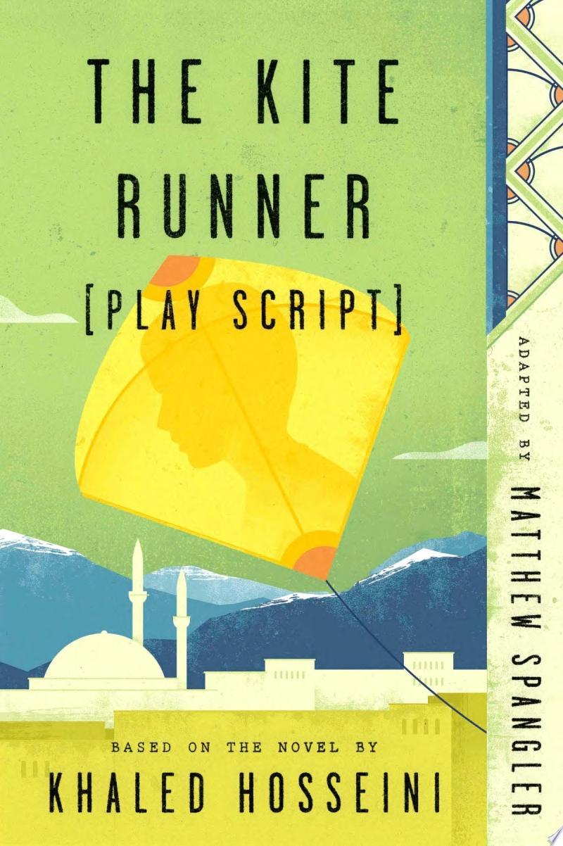 The Kite Runner (Play Script) banner backdrop