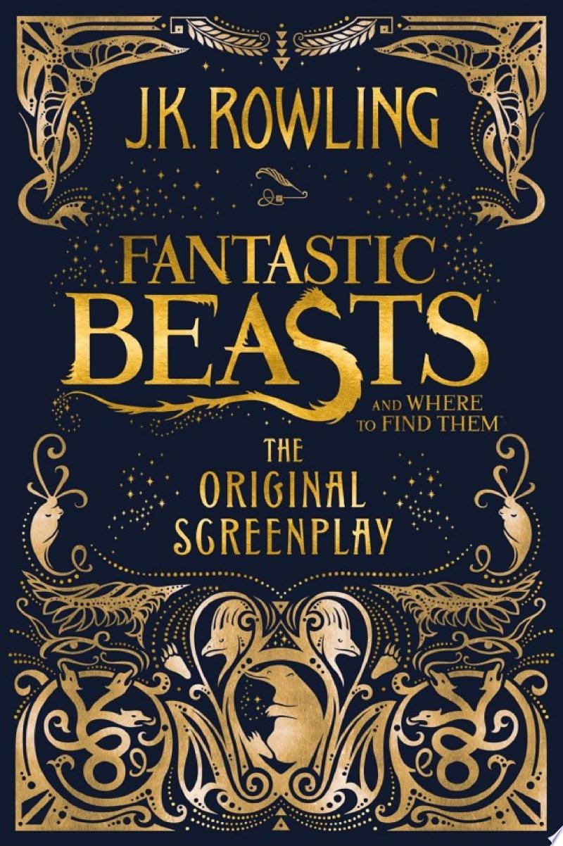 Fantastic Beasts and Where to Find Them: The Original Screenplay banner backdrop