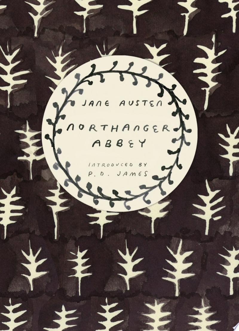 Northanger Abbey (Vintage Classics Austen Series) banner backdrop