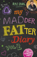 My Madder Fatter Diary banner backdrop