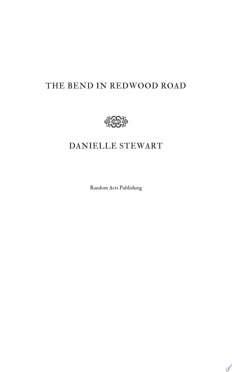 The Bend in Redwood Road banner backdrop