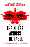 The Killer Across the Table: From the authors of Mindhunter image