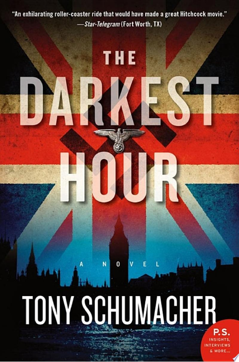 The Darkest Hour banner backdrop