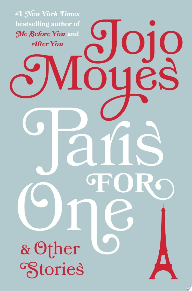 Paris for One and Other Stories banner backdrop