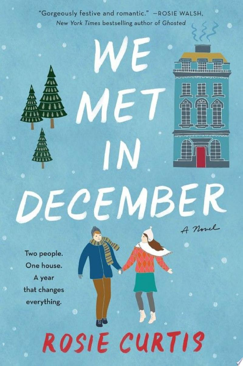 We Met in December banner backdrop