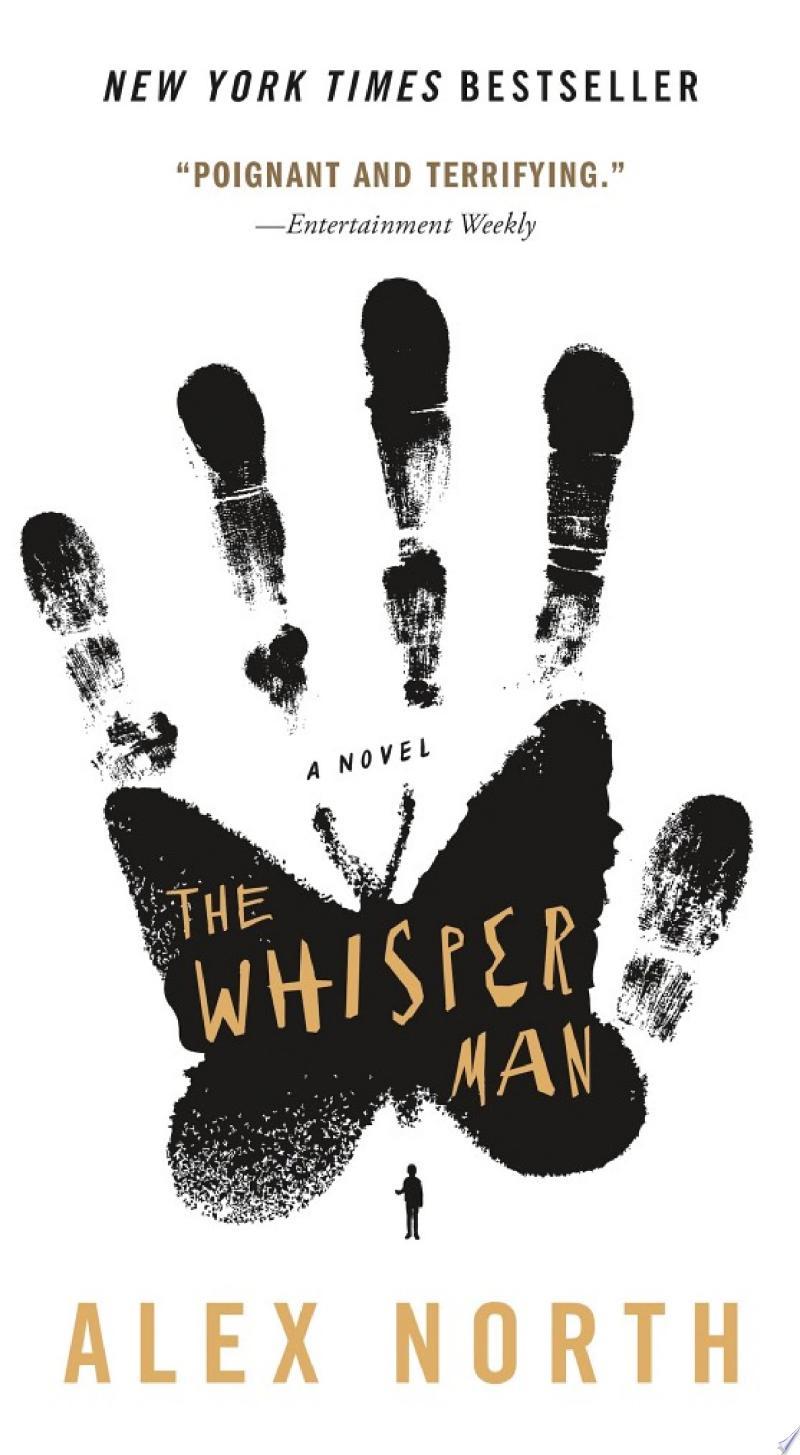The Whisper Man banner backdrop
