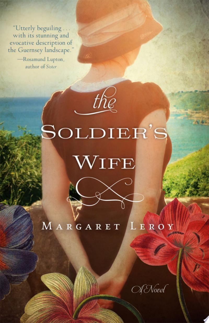 The Soldier's Wife banner backdrop