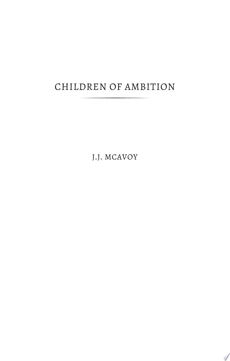 Children of Ambition banner backdrop