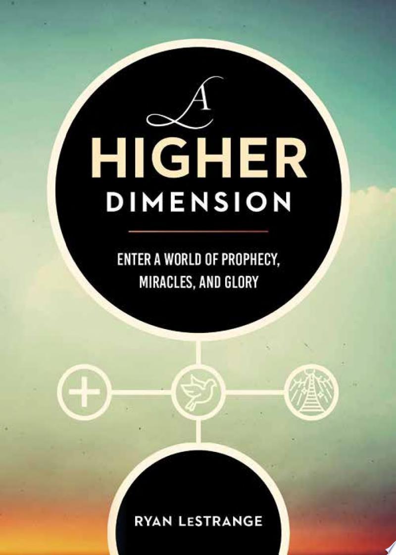 A Higher Dimension banner backdrop