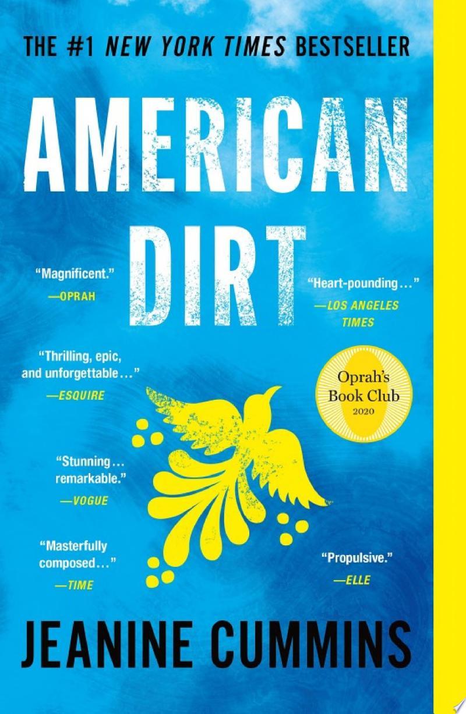 American Dirt (Oprah's Book Club) banner backdrop