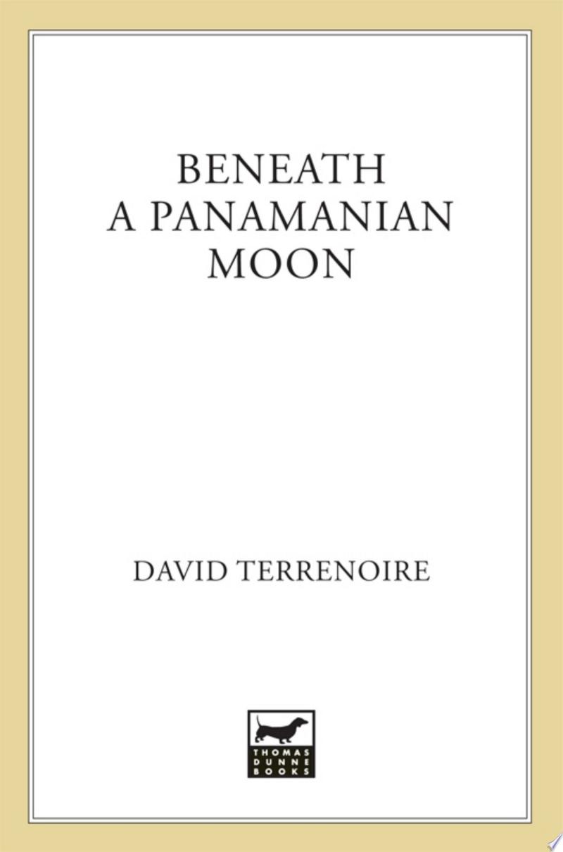 Beneath a Panamanian Moon banner backdrop