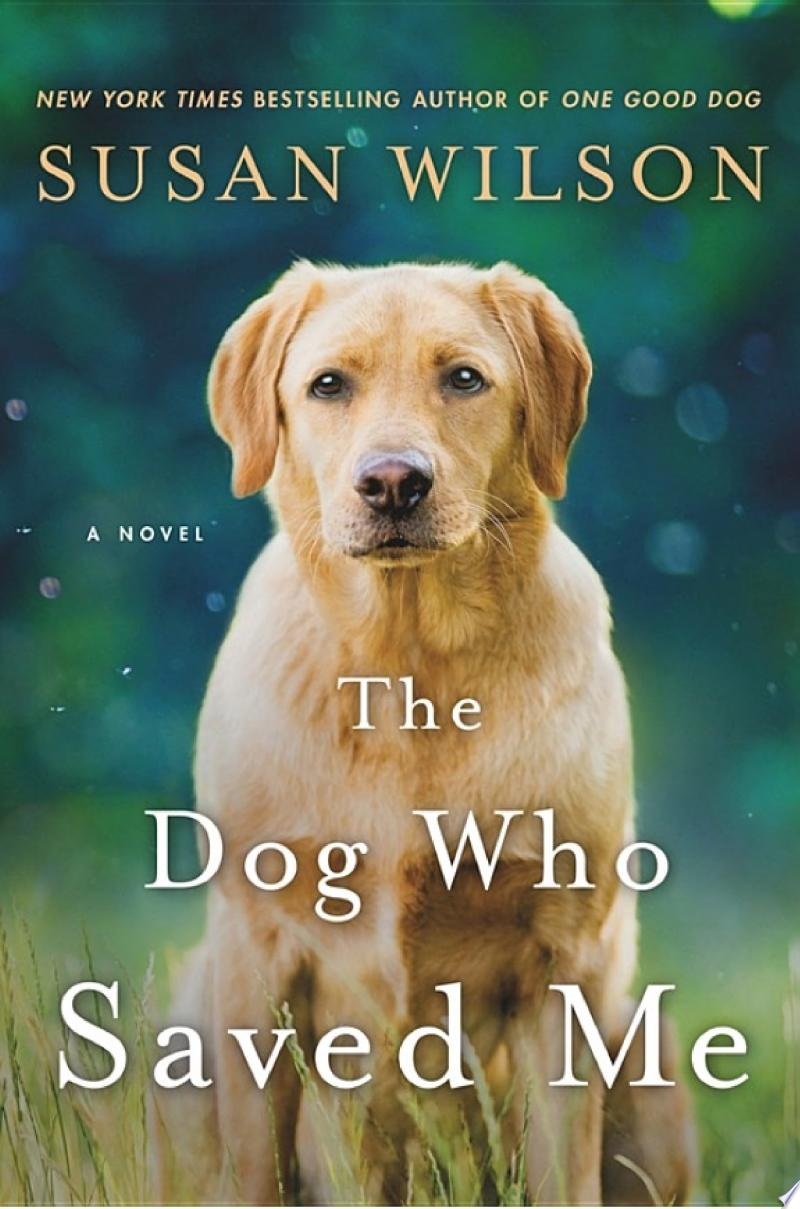 The Dog Who Saved Me banner backdrop