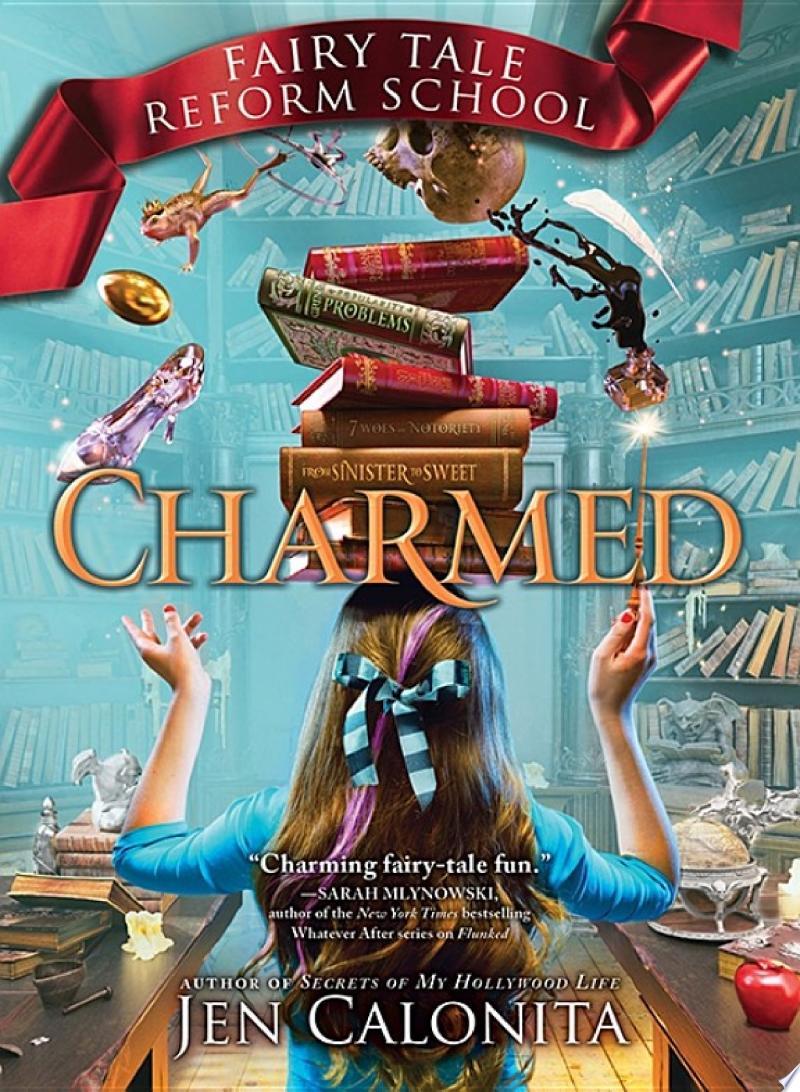 Charmed banner backdrop