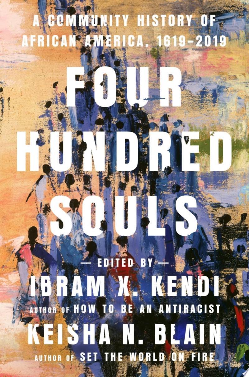 Four Hundred Souls banner backdrop