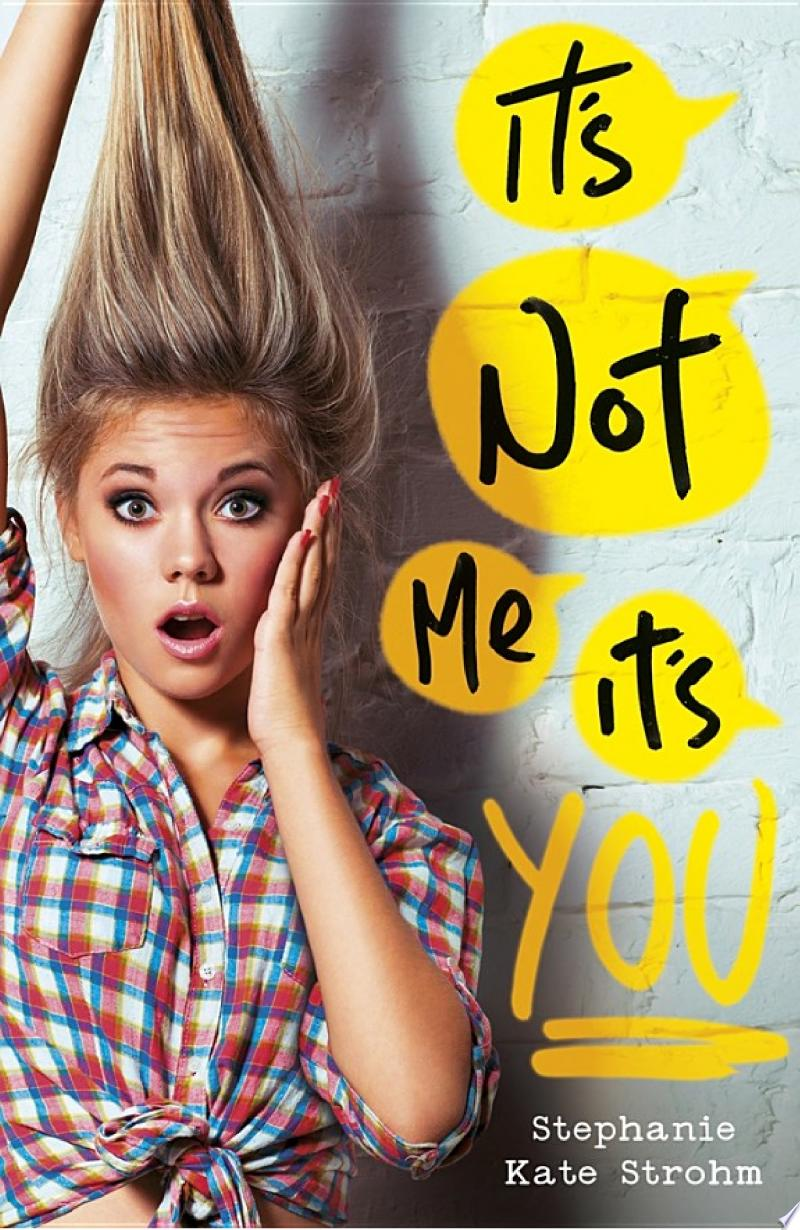 It's Not Me, It's You banner backdrop