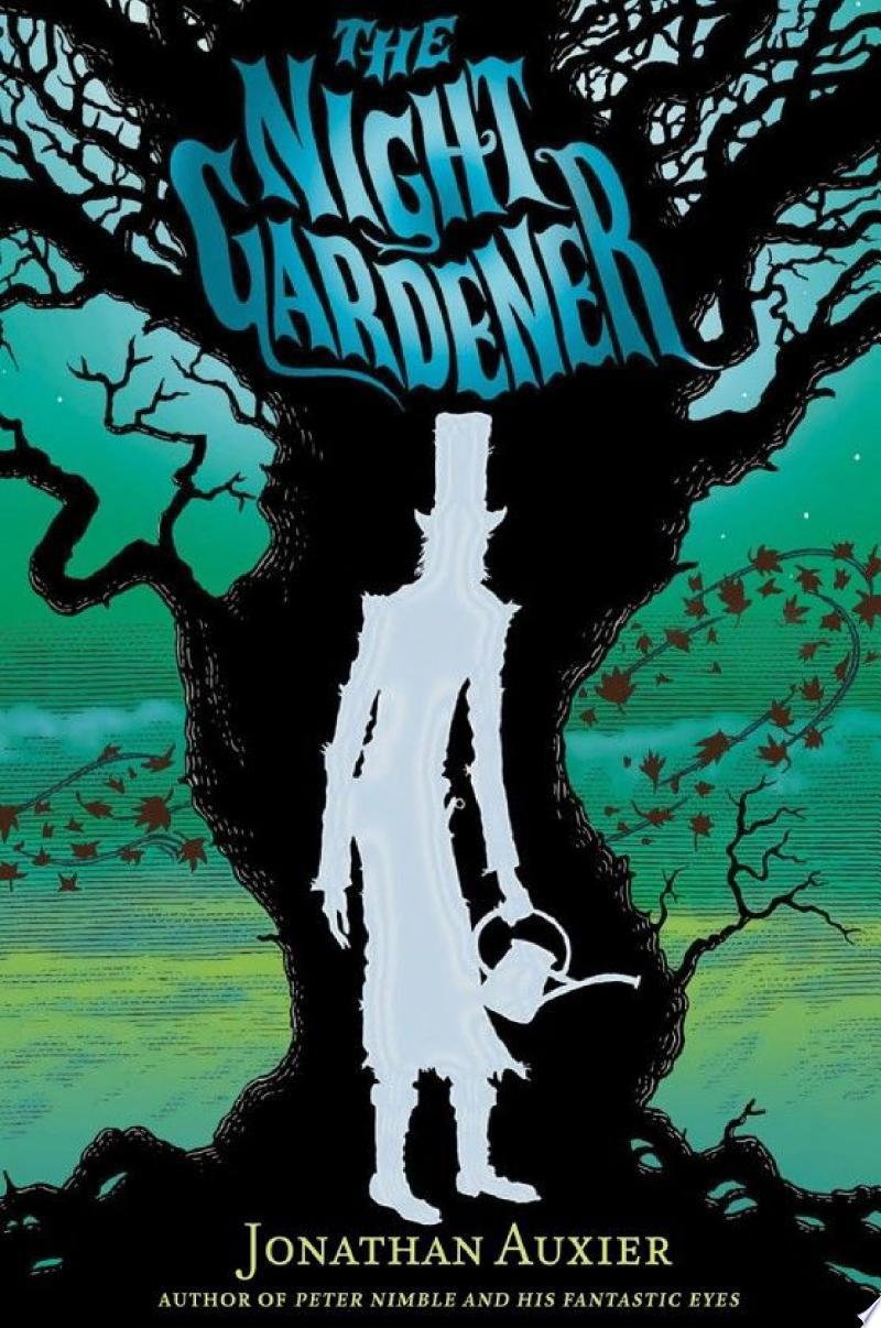 The Night Gardener banner backdrop