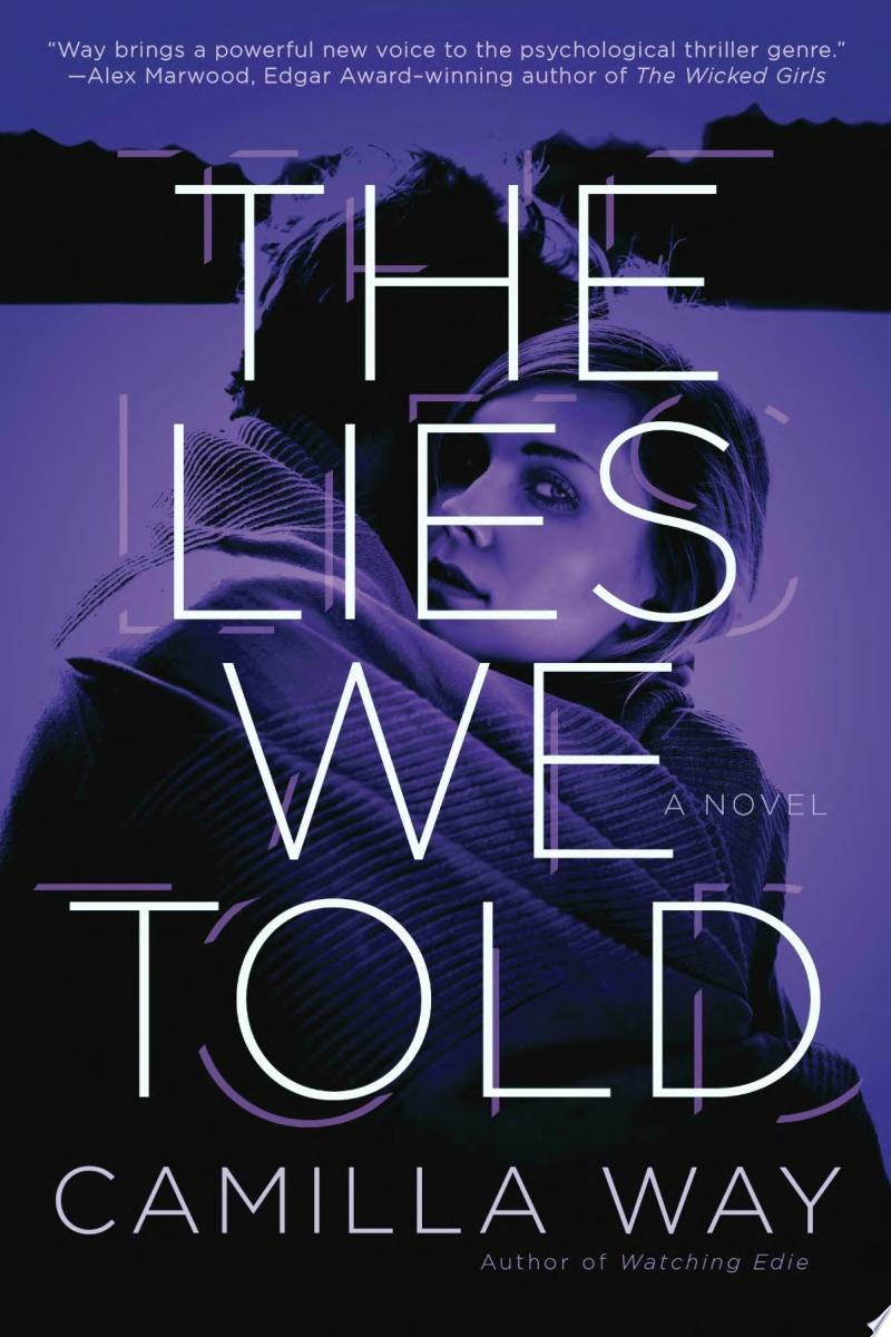The Lies We Told banner backdrop