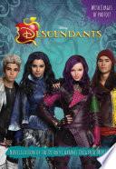 Descendants Junior Novel image