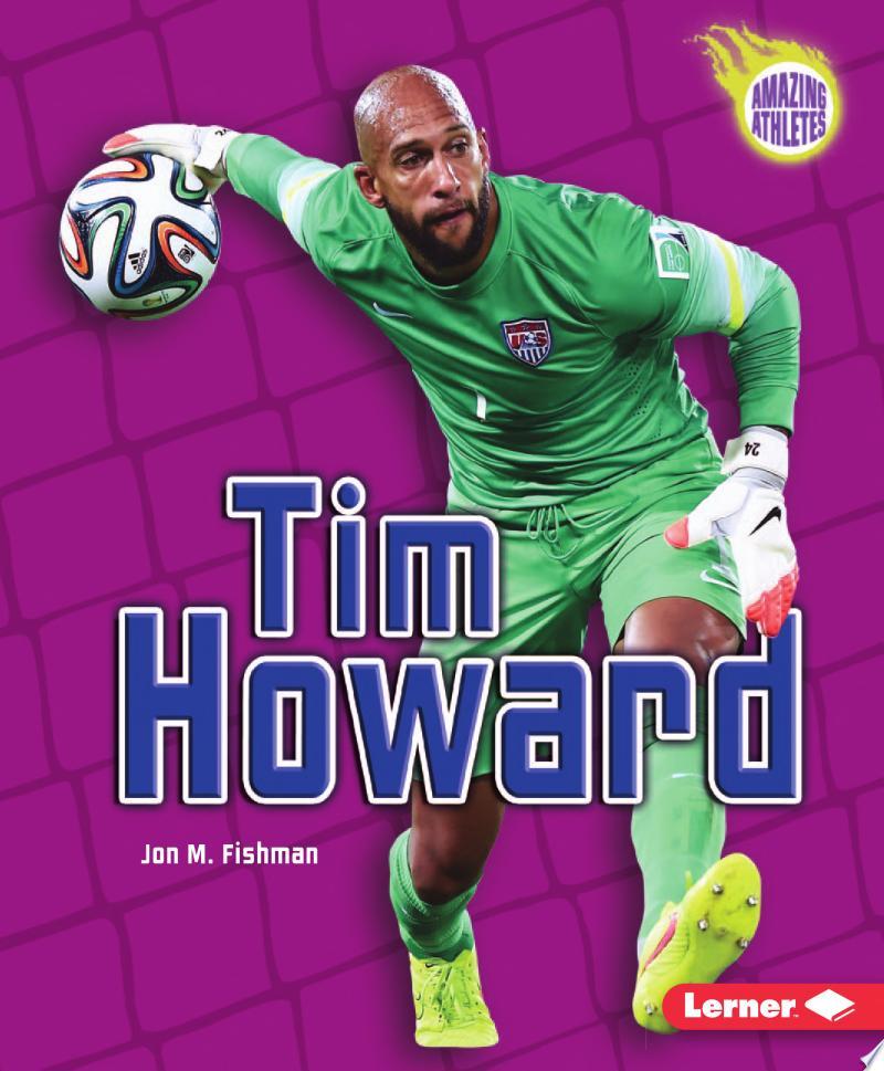 Tim Howard banner backdrop